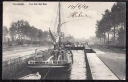 HERENTHALS - HERENTALS - Sas Van Den Bol Antonius - 1909 - Emiel Vos - Herentals