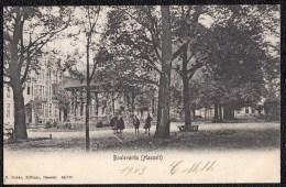Hasselt - Boulevards 1905 (Geanimeerd) - Hasselt