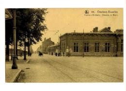 17610   -   Bruxelles   -   Etterbeek   -   Caserne D'Artillerie   -   Chaussée De Wavre - Etterbeek