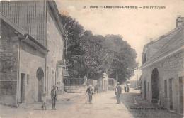 Chaux Des Crotenay Rue Principale - France