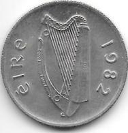 ¨*ireland  5 Pence   1982   Km 22  Unc - Irlande