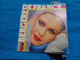 Catalogue De Laine Echantillons-bergere De France-livre Tricot 84/85 - Wool