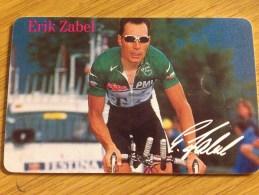 Tour De France - Erik Zabel - German Telekom Team   - P15 / 1997 Nice   Used Card From Germany - - Deutschland