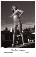 MARILYN MONROE - Film Star Pin Up PHOTO POSTCARD- Publisher Swiftsure 2000 (201/372) - Cartes Postales