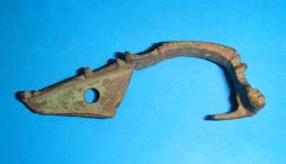 ROMAN FIBULA II - III C.A.D. - Archéologie
