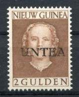 UNTEA, United Nations, Netherlands New Guinea, 1962, 2 G, Type I, MNH, Michel 18I - Netherlands New Guinea