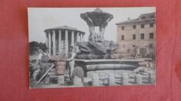 Taly > Lazio> Roma (Rome Temple Of Hercules  Ref 2313 - Roma (Rome)