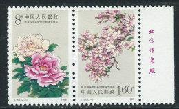 Cina Nuovo** 1988 - Mi.2188/89 Coppia - 1949 - ... Repubblica Popolare