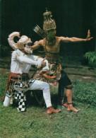 HANOMAN AND RAMA FROM THE RAMAYANA EPIC - Cartes Postales