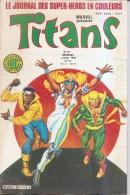 Titans 60 - Marvel France