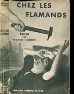 Simenon  Chez Les Flamands Fayard - Simenon