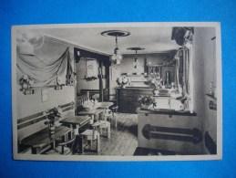 PORT MANECH  -  29  -  Le Bar Chez Tante Jeanne  -  Finistère - France