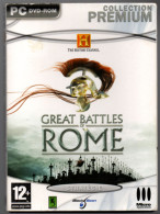 PC The History Channel : Great Battles Of Rome - PC-Games