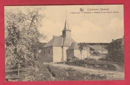 """Cornimont - L´église Son """" Tchapistral """" Restauré Et Sa Nouvelle Annexe ( Voir Verso ) - Bievre"""