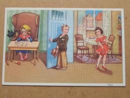 Raaf / Speelkaarten / Humor ( 54127 ) Anno 19?? ( Zie Foto Voor Details ) !! - Cartes à Jouer