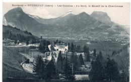 SEYSSINET -  Les Combes -  Au Fond Le Massif De La Chartreuse - France