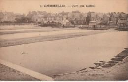 14 - COURSEULLES SUR MER - Parc Aux Huîtres - Courseulles-sur-Mer