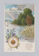 Motiv Litho AK 1900-11-05 Barmen Sonnenschein EB&Cie #9243 - Souvenir De...