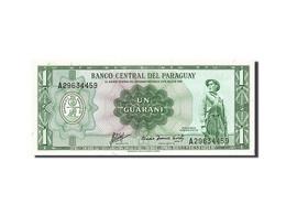 Paraguay, 1 Guarani, 1952, Undated, KM:193a, SPL - Paraguay