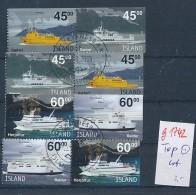 Island  Zusammendrucke   O    - LOT     (g1742  ) Siehe Scan.... - Unclassified