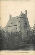 - Depts Div. Ref-JJ338- Orne - Domfront - Vieux Manoir De Mebezons - Manoirs - Chateau - Chateaux - - Domfront