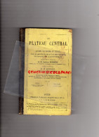 63-03-19-43 SCOLAIRE- PLATEAU CENTRAL-LECONS CHOSES CLERMONT FERRAND-1884-PORCELAINE-PAPETERIE-CORREZE-DENTELLE-ABEILLE - 6-12 Years Old