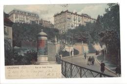 15079 - Lausanne Rue Du Petit Chêne - VD Vaud