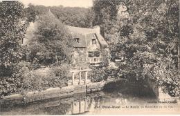 -*29- PONT AVEN  Moulin De Rosmadec Vu Du Quai  Neuve Excellent état - Pont Aven