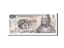 Mexique, 5 Pesos, 1971, KM:62b, 1971-10-27, SUP+ - Mexique