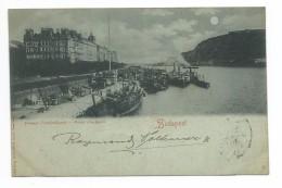BUDAPEST Ferenez  Franz Josefquai - Hungría