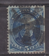 USA 1875 Taylor 1v Used (39999) - 1847-99 Algemene Uitgaves