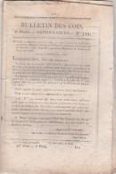 Bulletin Des Lois N° 121 - 1831 - Budget - Décrets & Lois