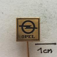 Badge (Pin) ZN002161 - Automobile (Car) Opel - Opel