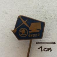 Badge (Pin) ZN002196 - Automobile (Car) Skoda - Andere