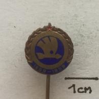 Badge (Pin) ZN002202 - Automobile (Car) Skoda - Pins