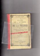 SCOLAIRE-ECOLE- HISTOIRE DE L' EUROPE ET FRANCE DE 1270 A 1610- VICTOR DURUY-HACHETTE 1880- - Books, Magazines, Comics