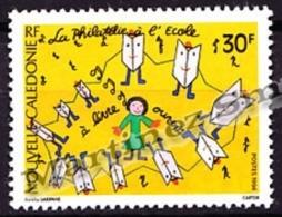New Caledonia - Nouvelle Calédonie  1994 Yvert 666 Philately At School - MNH - Ongebruikt