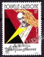 New Caledonia - Nouvelle Calédonie  1994 Yvert 667 Writer, Jacques Nervat - MNH - Ongebruikt