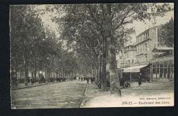 ARLES  - Boulevard Des Lices - Auto- Commerces - - Arles
