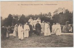 FETES CELTIQUES DE BREST (29) - SEPTEMBRE 1908 - LA CEREMONIE DRUIDIQUE - Brest