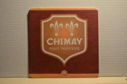 Sous-bocks Chimay Pères Trappistes - Belgium - Belgique - Bière - Sous-bocks