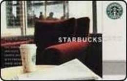 Amerika  Starbucks Card Sessel  2004-6015 - Gift Cards