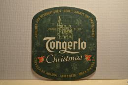 Sous-bocks Tongerlo Christmas - Belgium - Belgique - Bière - Sous-bocks