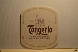Sous-bocks Tongerlo - Belgium - Belgique - Bière - Sous-bocks
