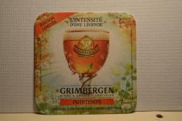 Sous-bocks Grimbergen - Belgium - Belgique - Bière - Sous-bocks