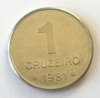 Brésil - 1 Cruzeiro 1981 - Superbe - - Brasil
