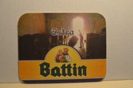 Sous-bocks Extra Battin - Belgium - Belgique - Bière - Sous-bocks