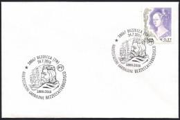 Italia Italy (2016) Annullo Speciale/special Postmark: Bezzecca; Manifestazioni Garibaldine; G. Garibaldi - As Scan - Storia