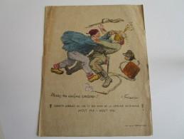 Nous En Avons Encore.! (Friant) Comité Lorrain De L´Or Et Des Bons De La Défense Nationale (Aout 1914-Aout 1916 - Documenti