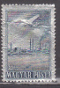 Hungary 1955 Set Of 1 Stamp Printed On Aluminum Foil  C167 - Nuevos